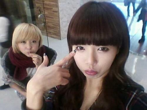 Sohyun & Hyuna
