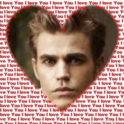 Stefan....I tình yêu bạn