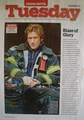TV Guide Article - rescue-me photo
