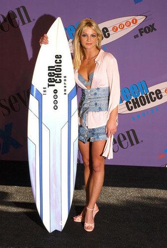 Teen Choice Awards,L.A,Avgust 12th,2001