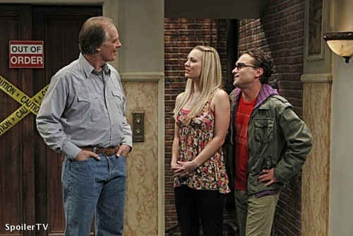 The Big Bang Theory - S04E09 - The Boyfriend Complexity - Promotional Fotos