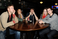 The Cast of Greek Talks to Celebbuzzz About Thanksgiving at Casey's Irish Pub in Los Angeles, CA on  - greek photo