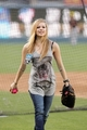 The Dodgers Baseball Game in Los Angeles - 20.07.10
