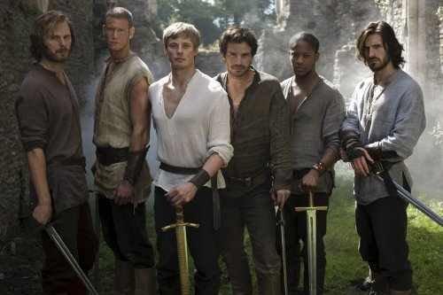 The Men of Merlin