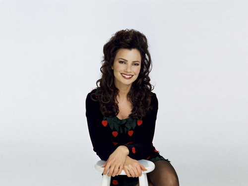 The Nanny wallpaper titled The Nanny