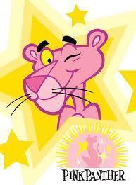 The rosado, rosa pantera, panther