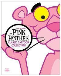 The розовый пантера