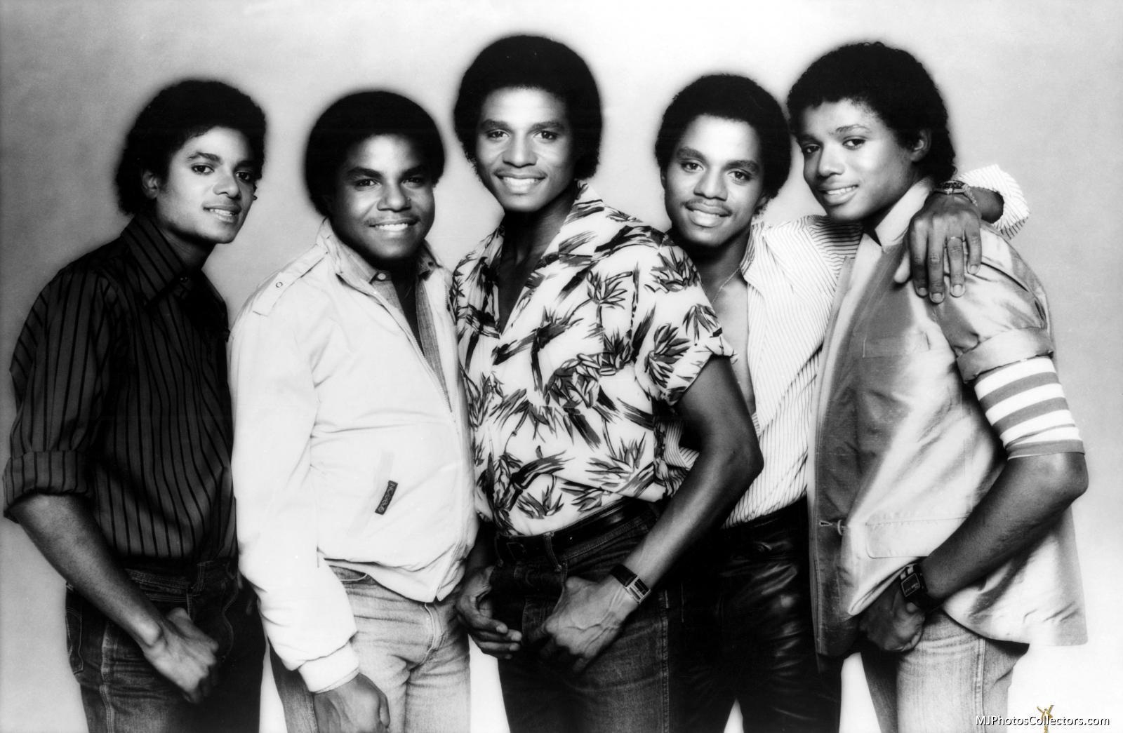 3 Jacksons, The - Voorwaarts.... Mars!!!