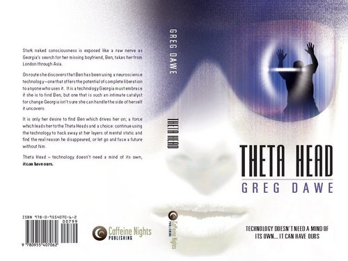 Theta Head front and back