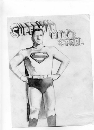 Tizzie's superman pics