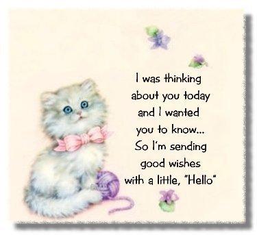 To My Dear Friend Frances <3