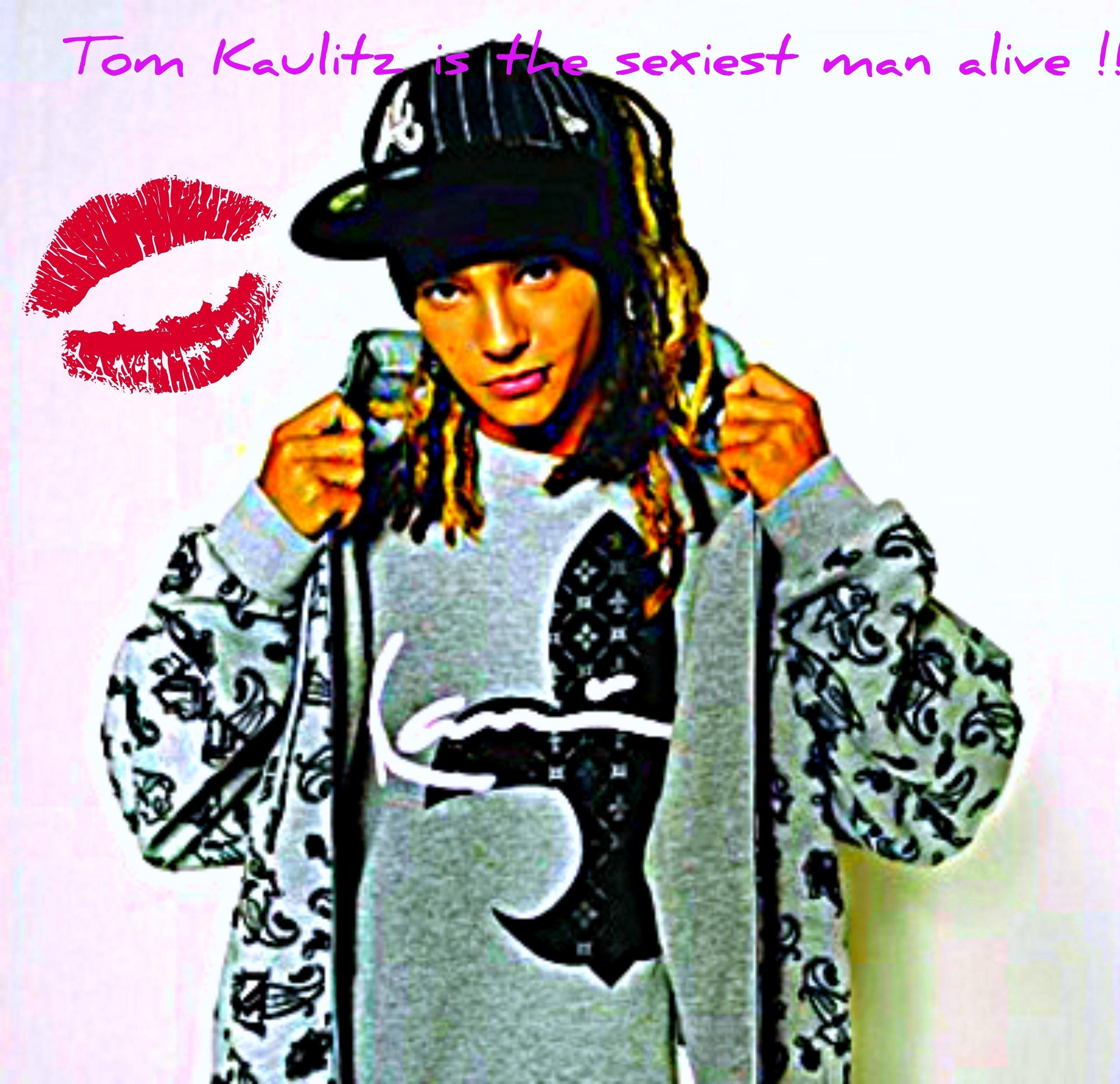 Tom Kaulitz is sex.