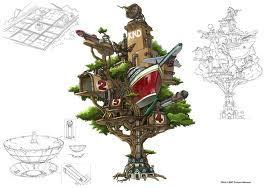 Treehouse Structure