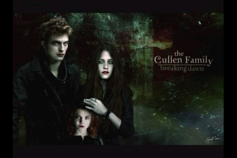 Twilight  characters...... :)