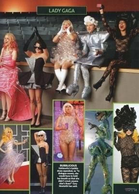 US Magazine ग्ली Special Issue - November 2010
