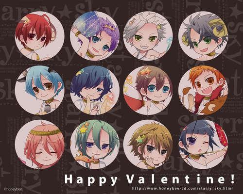 Valentine dag