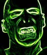Voldemort in Neon