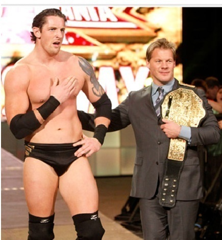 Wade Barrett & Chris Jericho