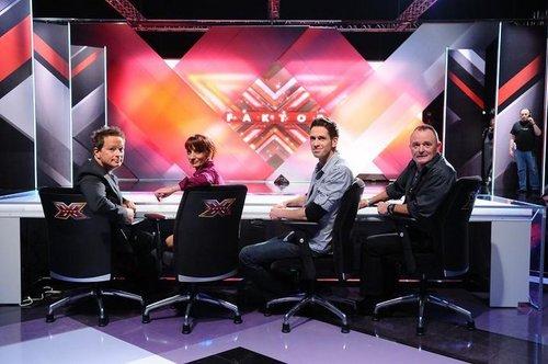 X-faktor mentors :)