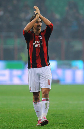 Z. Ibrahimovic (Inter - Milan)