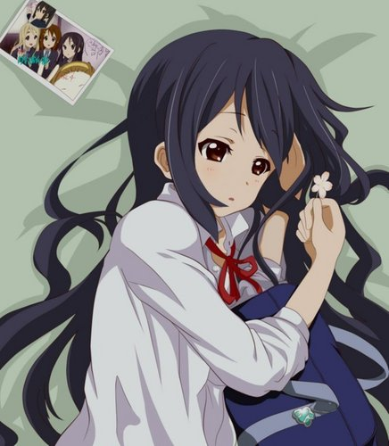 K-ON! wallpaper containing anime titled azusa