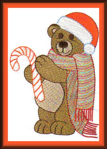 natal beruang