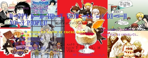 death note happy b-day