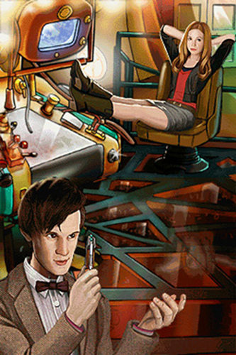 doctor who 'evacuation earth' video game