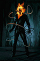 iPOD walls - ghost-rider fan art