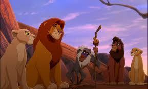 lion king couples