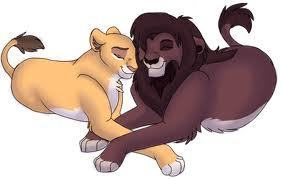 Lion King Couples Images Fan Art Wallpaper And Background Photos