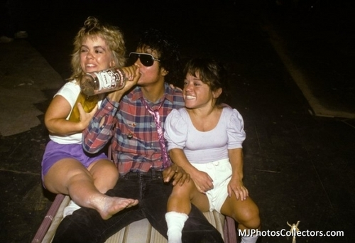 mikey drinking!!  LOL!!!!