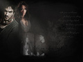 open book - damon-and-bonnie wallpaper