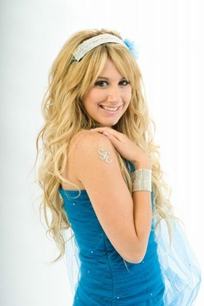 Ashley Tisdale High School Musical Sharpay