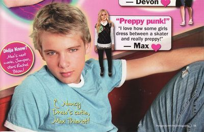 young max thieriot