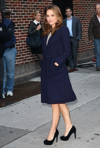 """Late montrer With David Letterman"" - November 22, 2010"