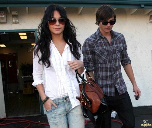 2007, Zac & Vanessa