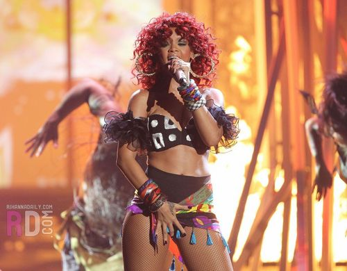 2010 American Musica Awards-Performance,November 21,2010,L.A