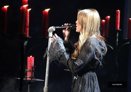 2010 American موسیقی Awards-Performing,November 21,2010,L.A