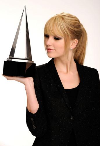 2010 American সঙ্গীত Awards Portraits