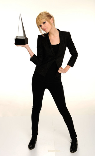 2010 American muziek Awards Portraits