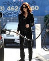 23.11 - Ashley at the gas pump - twilight-series photo