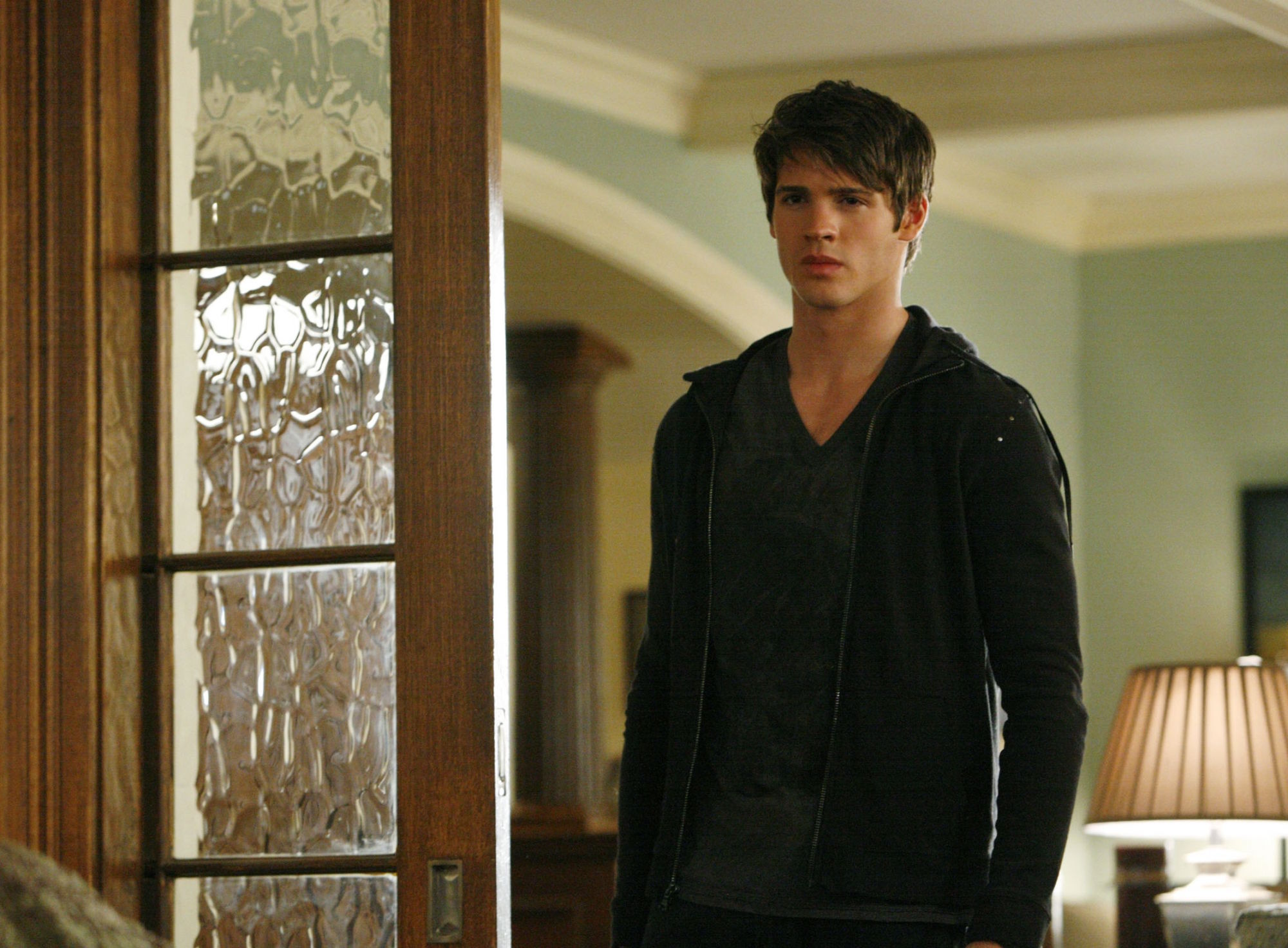 the vampire diaries tv show images 2x11 still jeremy