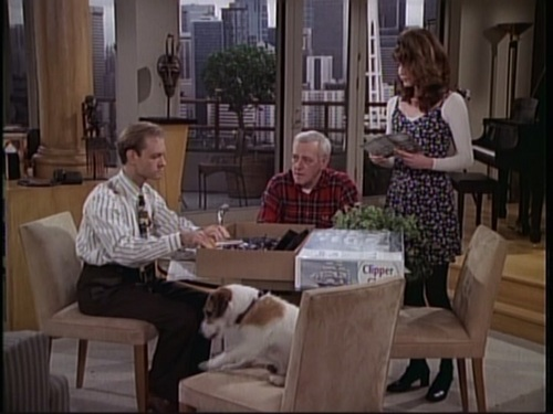 Frasier images 2x21 An Affair to Forget HD wallpaper and  : 2x21 An Affair to Forget frasier 17152508 500 375 from www.fanpop.com size 500 x 375 jpeg 55kB