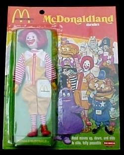 6-Inch Ronald McDonald Figure