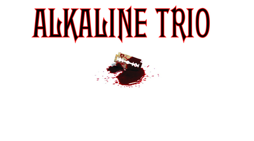 Alkaline Trio वॉलपेपर titled Alkaline Trio Razor Blood