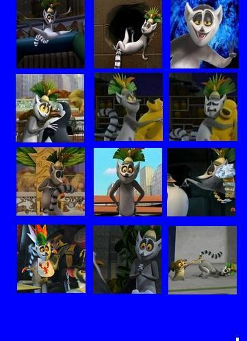 All hale King Julien!!!!