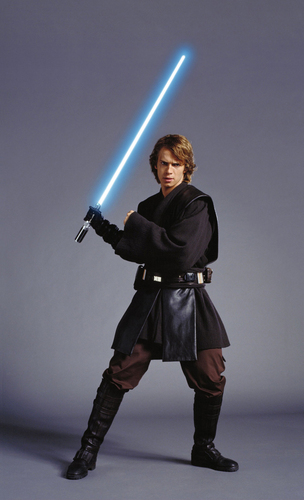 anakin skywalker wallpaper probably containing a surcoat, sobretudo called Anakin Skywalker