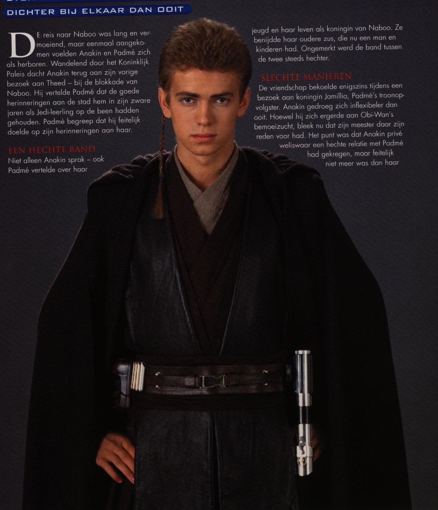 Anakin Quotes