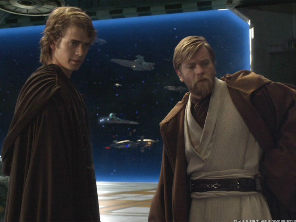 character analysis of anakin skywalker in revenge of the sith a star wars movie by george lucas Discovered as a slave on tatooine by qui-gon jinn and obi-wan kenobi, anakin skywalker had the potential to become one of the most powerful jedi ever, and was.
